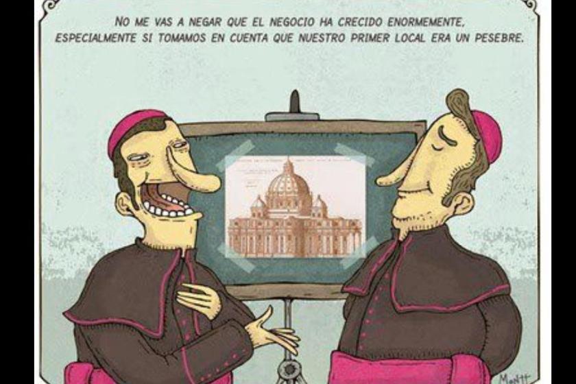 riquezas vaticano